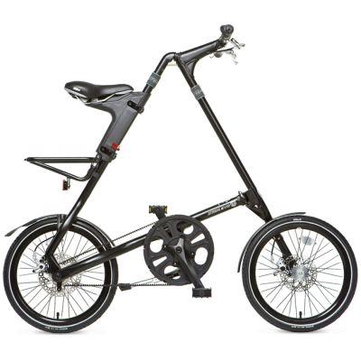 """Велосипед Strida EVO (2014) 16"""" черный"""