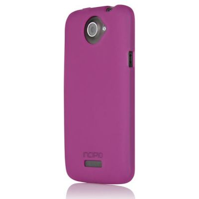 Incipio клип-кейс для HTC One X NGP Translucent Pink HT-267