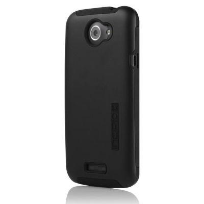 Incipio накладка для HTC One X Silicrylic Black HT-283
