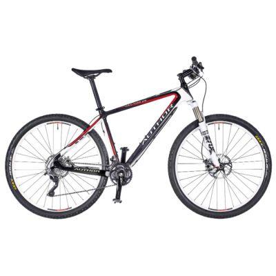 """Велосипед Author Sector 29 (2014) 17"""", черный"""