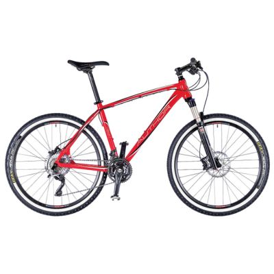 """Велосипед Author Vision 27 (2014) 20.5"""" красный"""