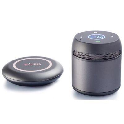������������ ������� Aiptek Music Speaker E15 (Plati Gray) Bluetooth 620014