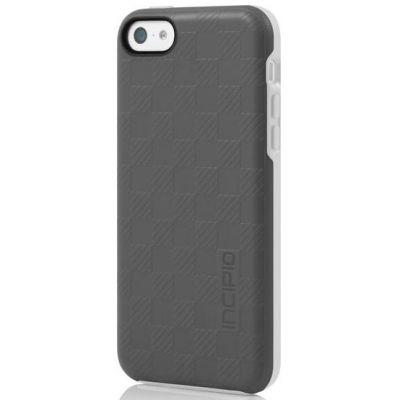 Incipio Клип-кейс для iPhone 5c Rowan grey IPH-1137-MCRY