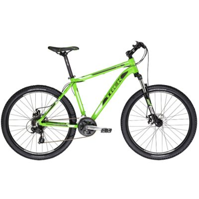 """Велосипед TREK 3700 Disc (2014) 13"""" зеленый"""