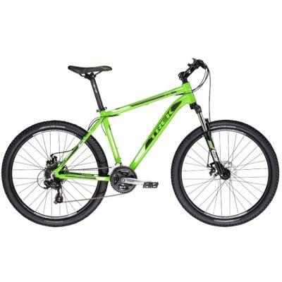 """Велосипед TREK 3700 Disc (2014) 21"""" зеленый"""