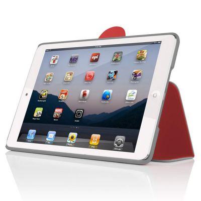 ����� Incipio �������-��������� ��� iPad mini Lexington Scarlet Red / Light Gray IPAD-309