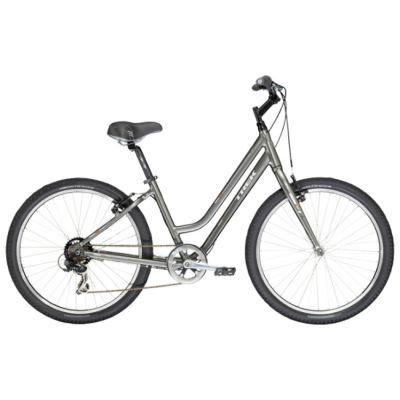 """Велосипед TREK Shift 1 (2014) 16.5"""" серый"""