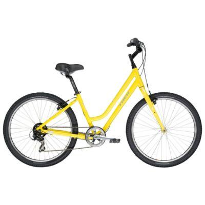 """Велосипед TREK Shift 1 (2014) 16,5"""" желтый"""