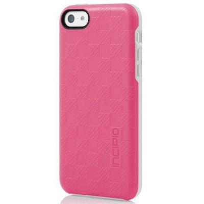 Incipio Клип-кейс для iPhone 5c Rowan розовый IPH-1137-PNK