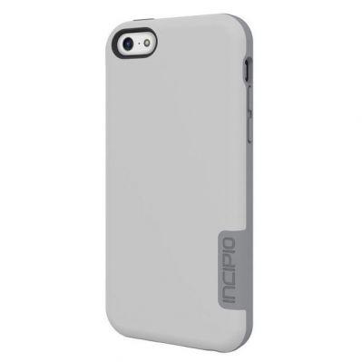 Incipio Клип-кейс для iPhone 5c OVRMLD White/Gray IPH-1147-WHT