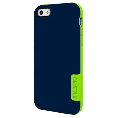 Incipio Клип-кейс для iPhone 5c OVRMLD Blue/Lime IPH-1147-BLU