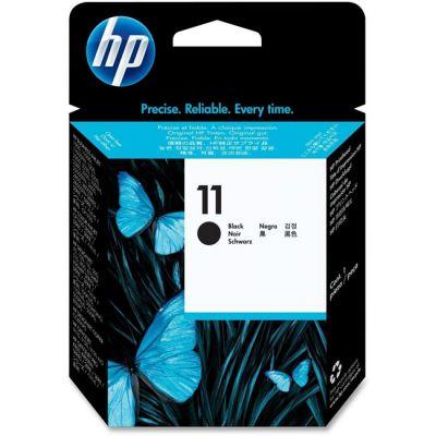 HP Печатающая головка 11 Black/Черный (C4810A)