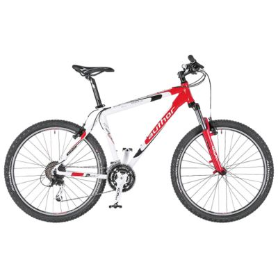 """Велосипед Author Basic (2014) 21"""" красный"""