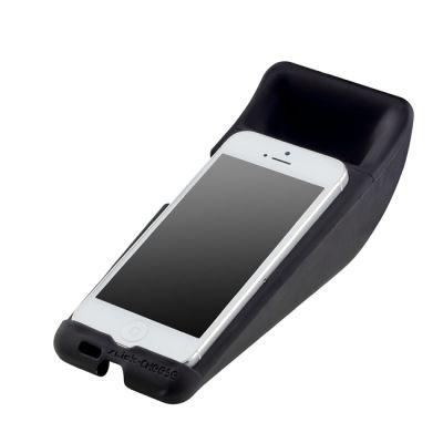 Чехол VIBE силиконовый для iPhone 5 Black