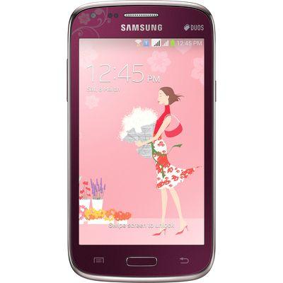 Смартфон Samsung Galaxy Core VE LaFleur GT-I8262 Red GT-I8262WRZSER