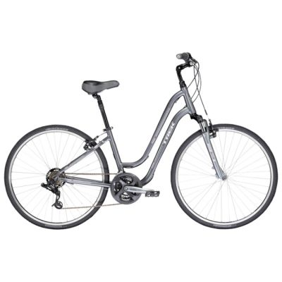 "Велосипед TREK Verve 2 WSD (2014) 16"" серый"