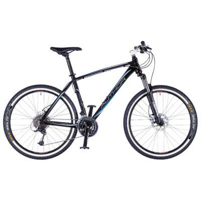 """Велосипед Author Traction (2014) 21"""" черный"""