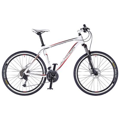 """Велосипед Author Traction (2014) 15"""" белый"""