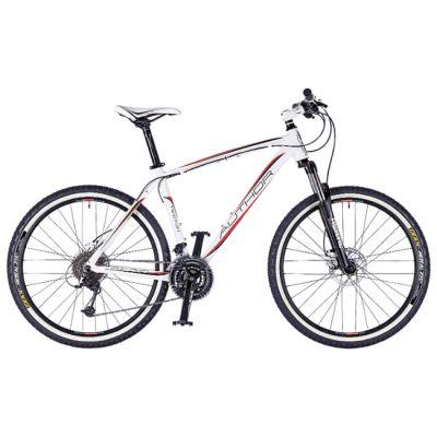 """Велосипед Author Traction (2014) 21"""" белый"""