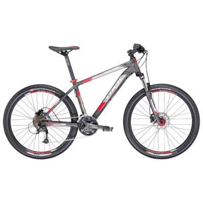 """Велосипед TREK 4300 (2014) 15.5"""" серый"""