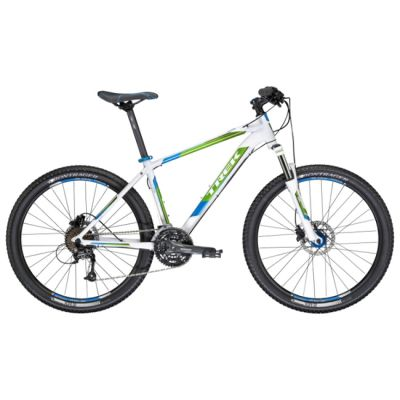 """Велосипед TREK 4300 (2014) 13.5"""" бело - зеленый"""