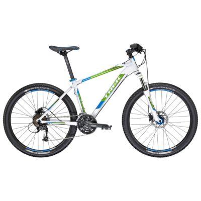 """Велосипед TREK 4300 (2014) 15.5"""" бело - зеленый"""