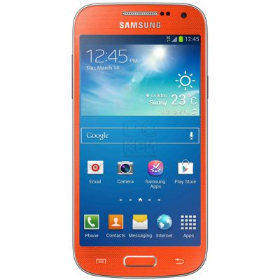 Смартфон Samsung Galaxy S4 mini GT-I9190 Orange GT-I9190ZOASER