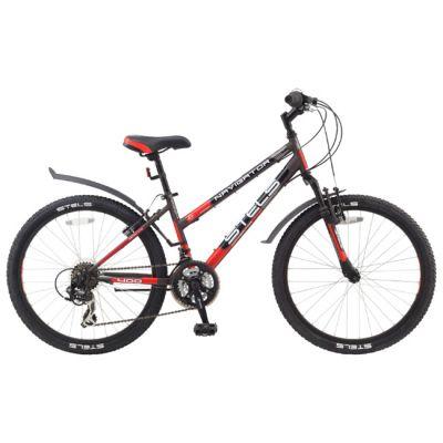 """Велосипед Stels Navigator 400 (2014) 14"""" черный"""