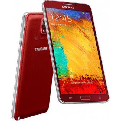 �������� Samsung Galaxy Note 3 SM-N9005 32Gb (Red) SM-N9005ZRESER