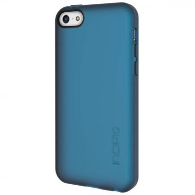 Incipio Клип-кейс для iPhone 5c NGP прозрачно-синий IPH-1138-BLU
