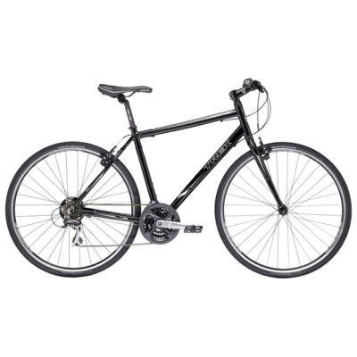 """Велосипед TREK 7.1 FX (2014) 25"""" черный"""