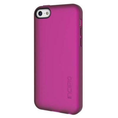 Incipio Клип-кейс для iPhone 5c NGP прозрачно-розовый IPH-1138-PNK