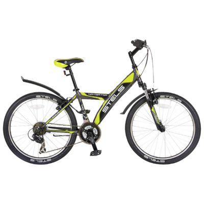 """Велосипед Stels Navigator 410 (2014) 15"""" желтый"""