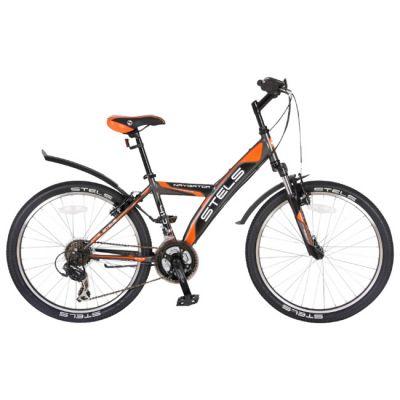 """Велосипед Stels Navigator 410 (2014) 15"""" оранжевый"""