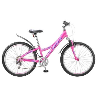 """Велосипед Stels Navigator 430 (2013) 11.5"""" розовый"""
