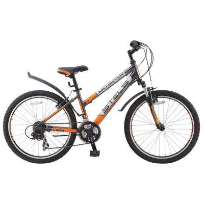 """Велосипед Stels Navigator 450 (2014) 14"""" оранжевый"""