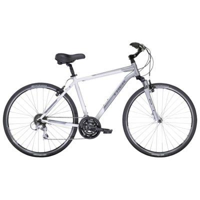 """Велосипед TREK Verve 3 (2014) 17.5"""" бело - серый"""