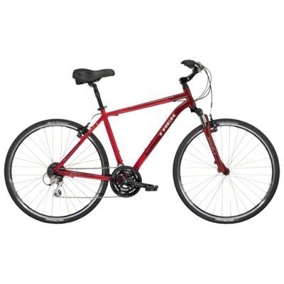 """Велосипед TREK Verve 3 (2014) 17.5"""" красный"""