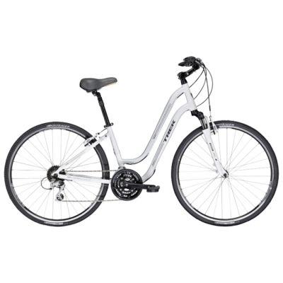 "Велосипед TREK Verve 3 WSD (2014) 13"" белый"