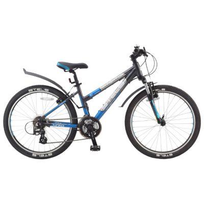 "Велосипед Stels Navigator 470 (2014) 14"" синий"