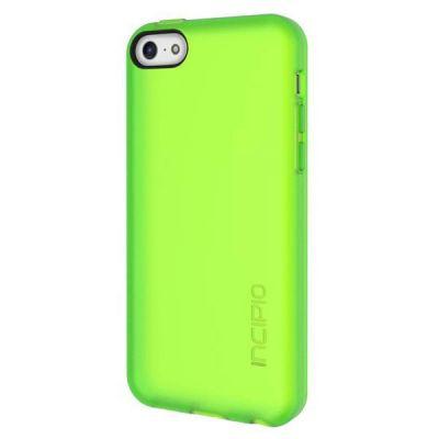 Incipio Клип-кейс для iPhone 5c NGP прозрачно-лайм IPH-1138-LIM