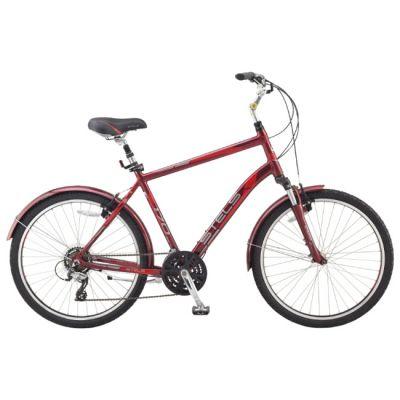 """Велосипед Stels Navigator 170 Gent (2014) 21"""" красный"""