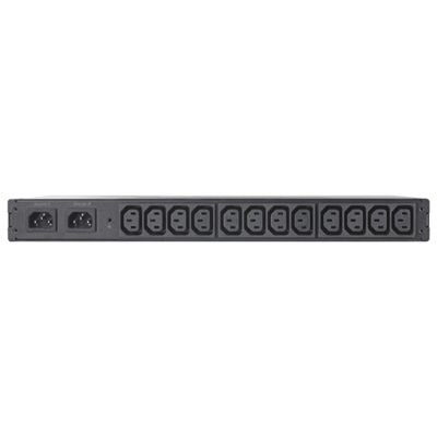 ��������� APC rack ats, 230V, 10A, C14 in, (12) C13 out AP7721