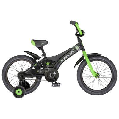 Велосипед TREK Jet 16 (2014) зеленый