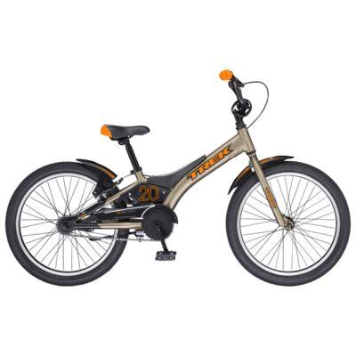 Велосипед TREK Jet 20 (2014) бронзовый