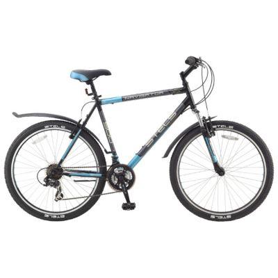 "Велосипед Stels Navigator 500 (2014) 19.5"" синий"