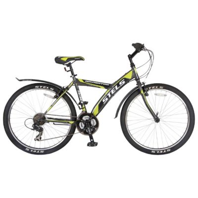 """Велосипед Stels Navigator 530 (2014) 18"""" желтый"""