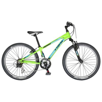 Велосипед TREK MT 220 Boy's (2014) зеленый