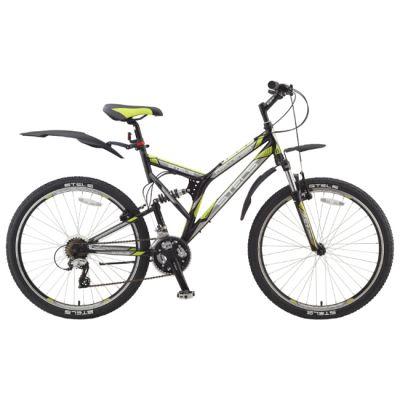 "Велосипед Stels Challenger 20"" (2014) зеленый"