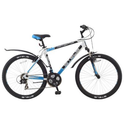 "Велосипед Stels Navigator 600 (2014) 21"" синий"
